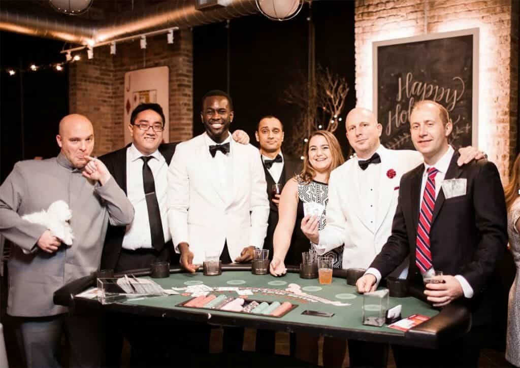 Throw The Ultimate Casino Themed Party