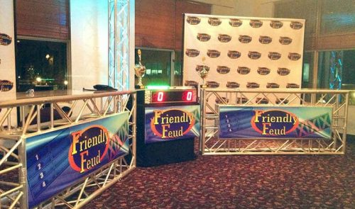 Friendly Feud for Game Show Parties