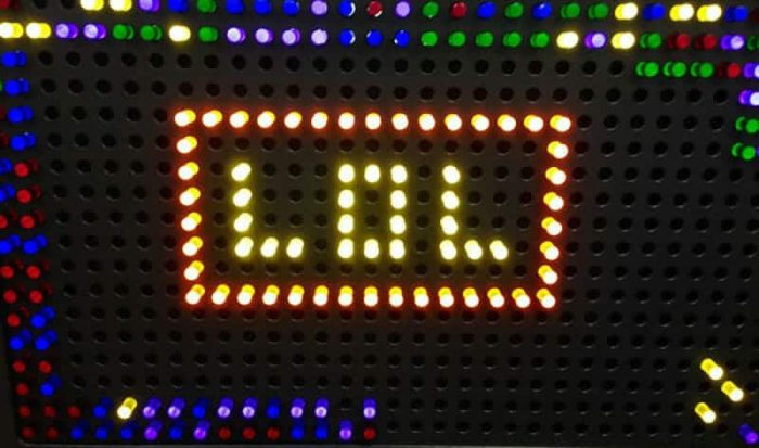 Giant Light Brite Game is part of the Giant Game Rentals Selection from CoCo Events
