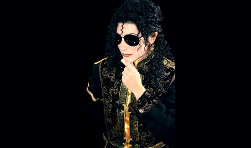 Michael Jackson Celebrity Look-A-Like Impersonator For Hire