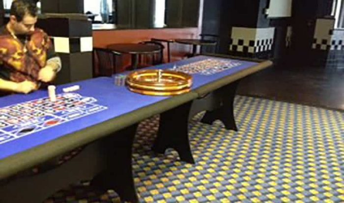 Roulette Table To Rent for Casino Parties