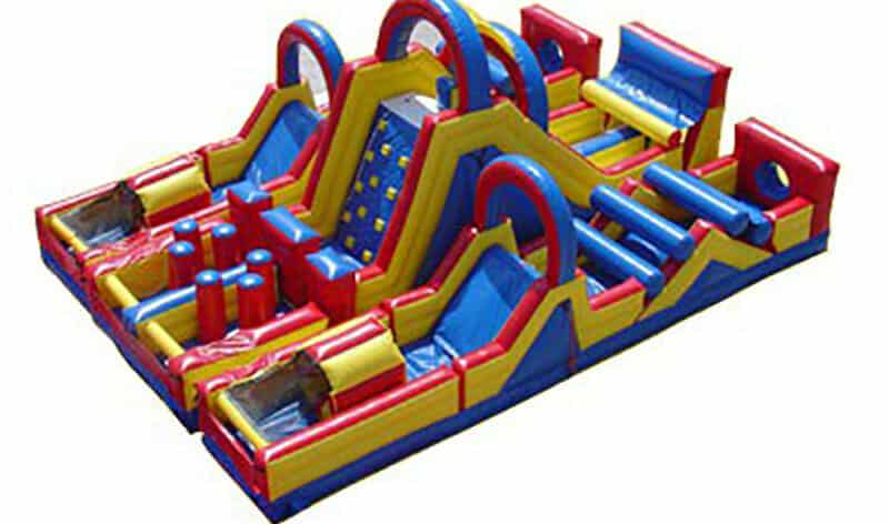Adrenaline Rush Obstacle Course