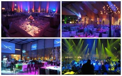 Corporate Event Parties