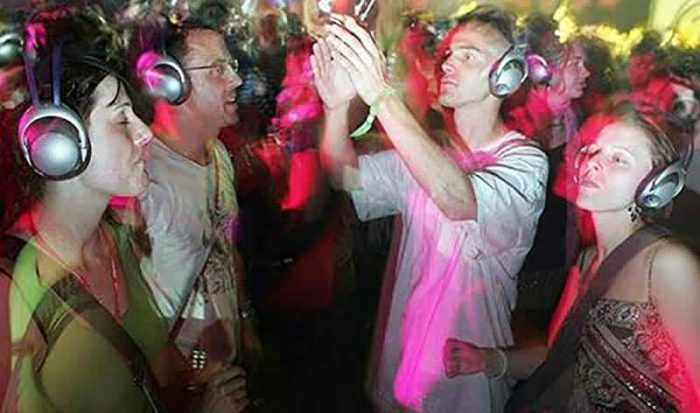 Silent Disco Dance Party