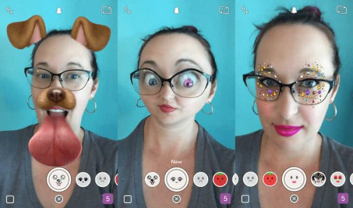 Snap Chat Photo Booth Rental