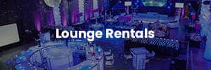 image of lounge rentals examples