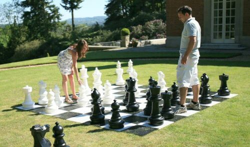 Giant Chess Game Rental
