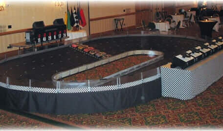 Electric Grand Prix Racing Game Rental For Events