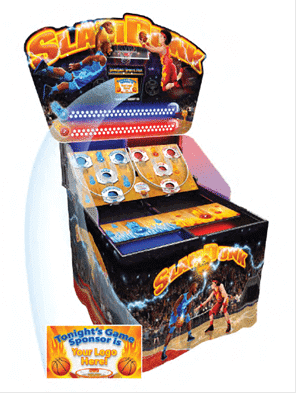 Slam Dunk Arcade Game Rental from CoCo Events