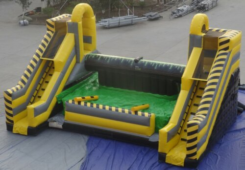 Battle Zone Joust Arena Inflatable Rental